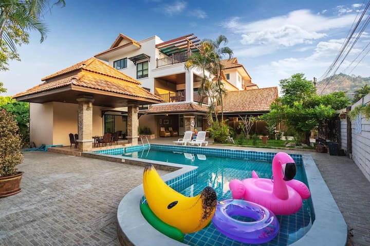 Anyaburi  Phuket  Outdoor Private Pool Villa
