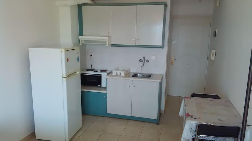 Δωμάτια Χαλκίδα Νέα Αρτάκη Εύβοια - Nea Artaki - 公寓