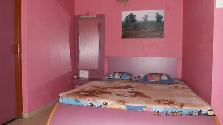 Bungalow 1 with 2 bedrooms Non-AC (DIRGHAYU FARMS)