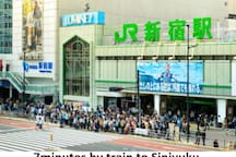 Shinjuku is now recognized as a nation-wide and world-wide as one of Japan's leading shopping centers where a wide variety of people and cultures gather, creating a new economy and culture, making it a face of tourist attractions in Tokyo.