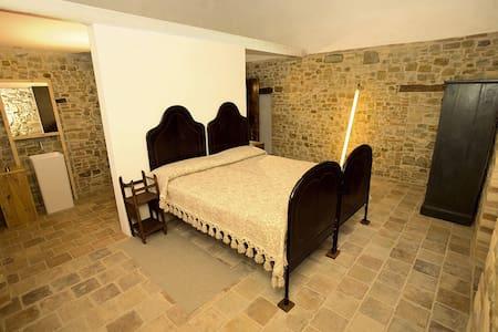 Stone farmhouse, Lu Pizzute room - Civitella Casanova