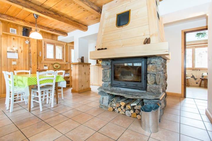 Un appartement à la montagne - Saint-Gervais-les-Bains - Wohnung