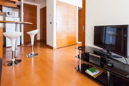 Perfect Located, beautiful, Metro - Apartamento