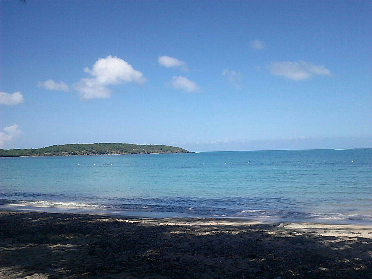 Seven Seas beach...