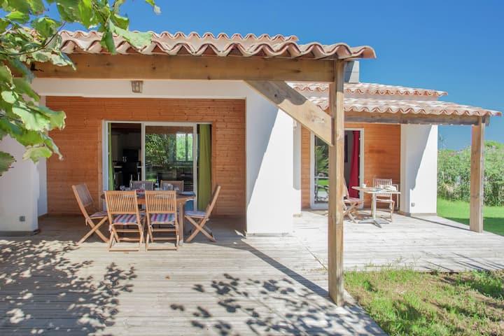 Charming Villa in Poggio-Mezzana Near Beach