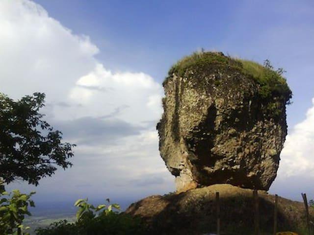 Menginap  Di Desa Wisata - Borobudur - 獨棟