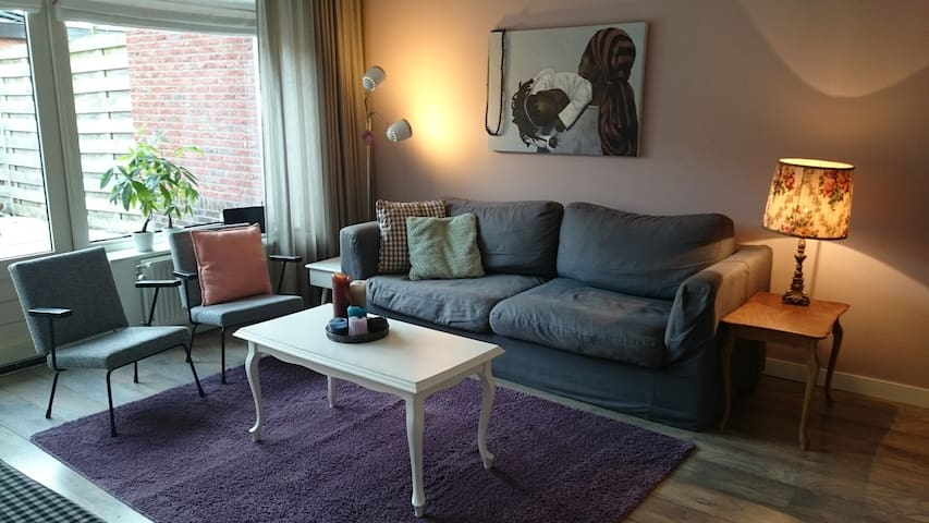 Cosy house in the special village of Spakenburg - Bunschoten-Spakenburg - House