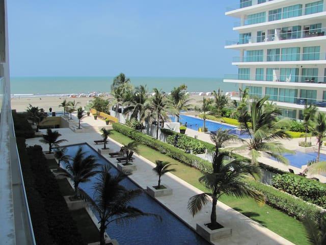 Apartment in Morros Epic Cartagena - Cartagena de Indias (Matkailu- ja kulttuurikeskus) - Huoneisto