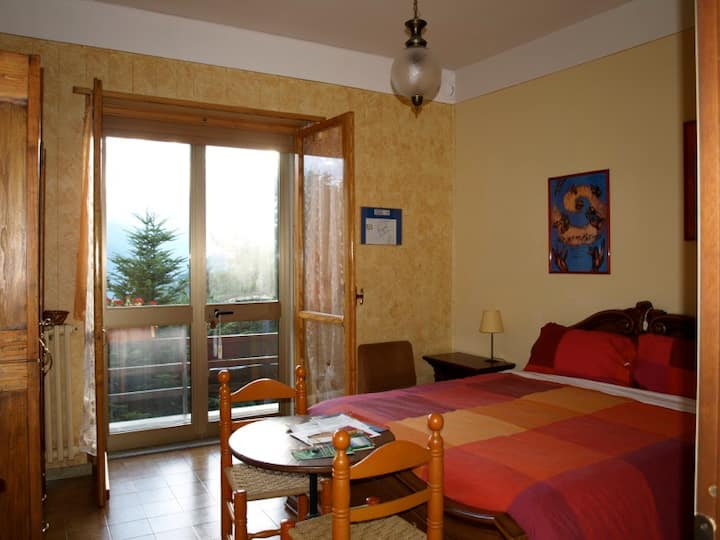 Bella Baita B&B - Merla Peak room