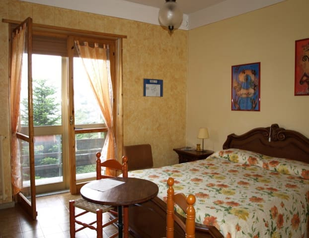 Merla Peak room - Bella Baita B&B - Pinasca - Szoba reggelivel