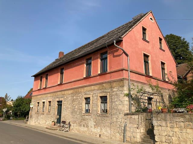 Gasthaus Burgheßler (est.: 1750)
