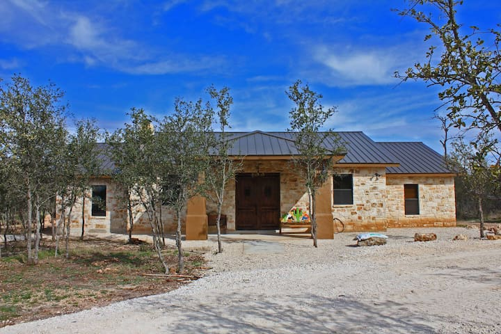 Amazing home with Pool near Frio-Los Arcos - Concan - 一軒家