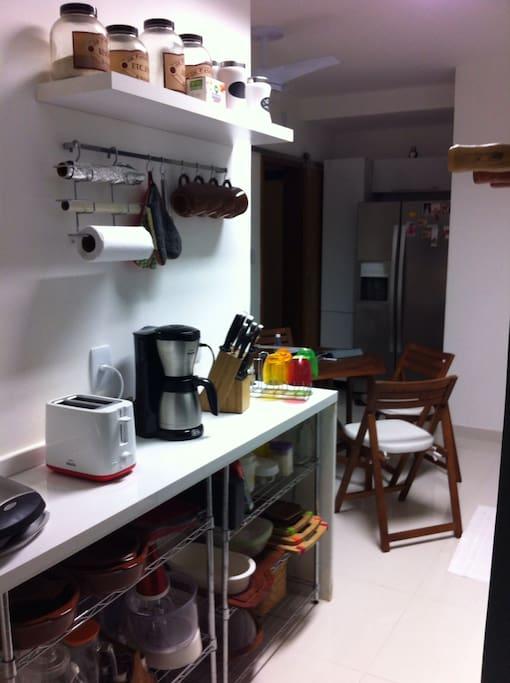 Copa cozinha.