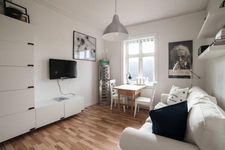 Bright Apartment - Heart of Cph - Copenhaguen - Pis