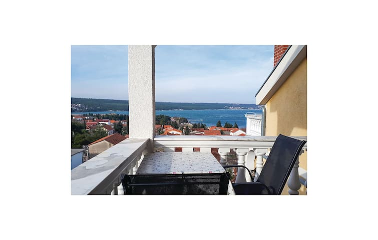 Holiday apartment with 1 room on 28m² in Gornji Karin