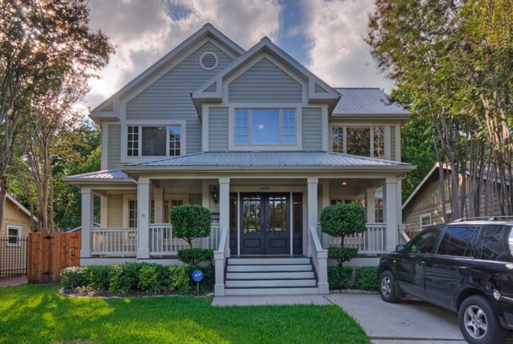 Updated Craftsman Near Everything Houses For Rent In Austin Texas United States