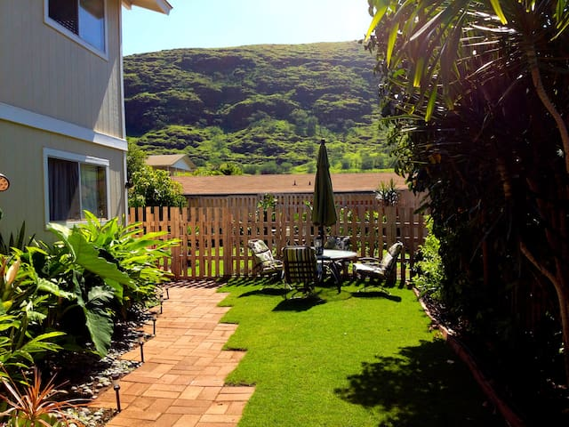 Hawaiian Home Away from Home 2/1 - Waianae