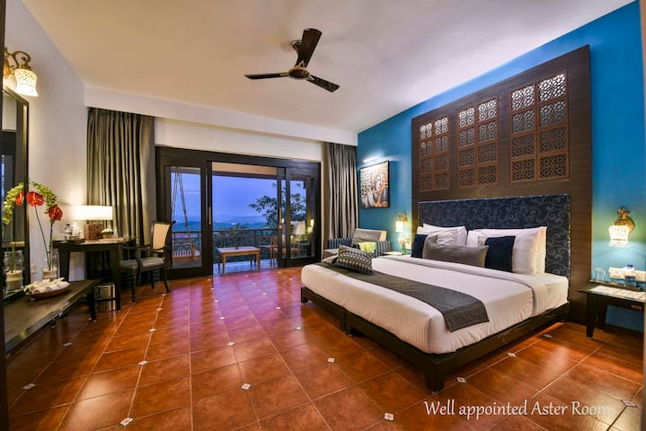 ★ Luxury Aster Room In Dapoli ★