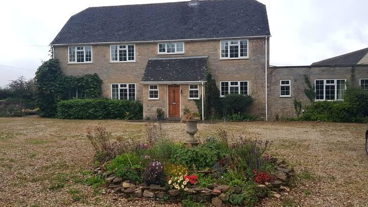 Tythe House, Bampton, Oxfordshire