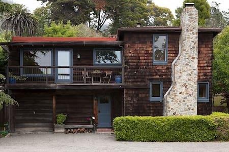 Willow Camp Estate - Carriage House - 斯廷森海灘(Stinson Beach) - 獨棟