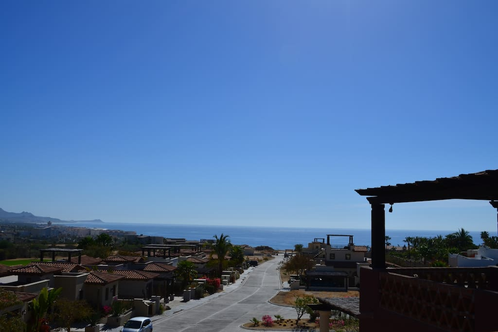 View of Sea of Cortez from 3rd floor.