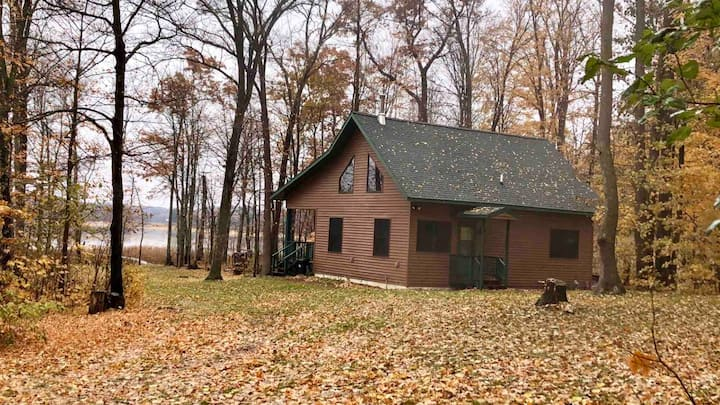 Cozy Cabin on Big Sandy-ATV and Snowmobile Welcome