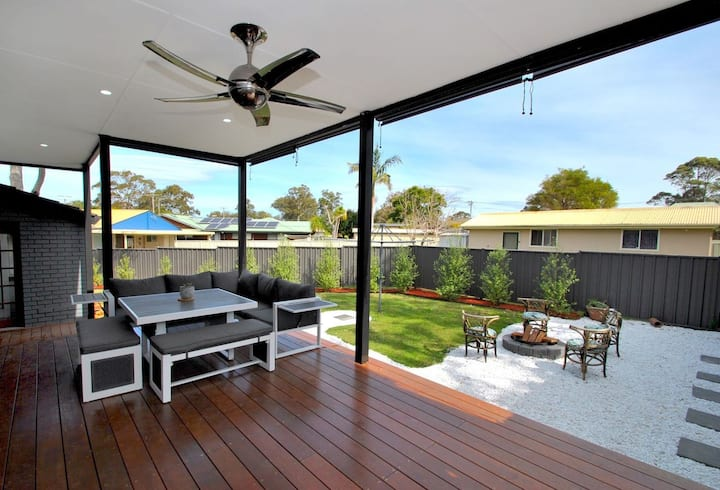 Callala Bay Beach, Pet friendly, 5 min to beach
