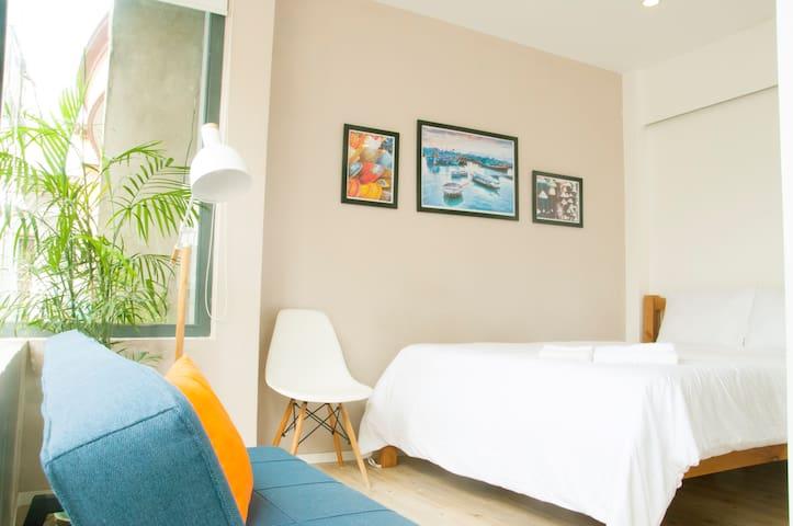[-50%]-BEST LOCATION-Cozy Home in CenterDistrict 1