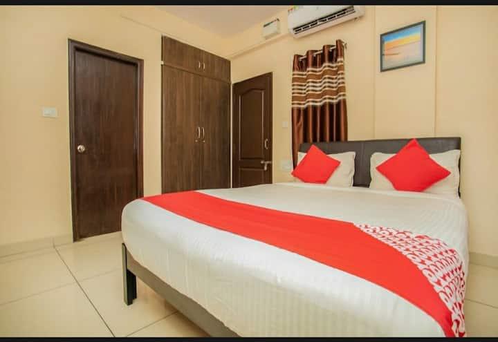 2BHK Service Apartment Ulsoor Indiranagar