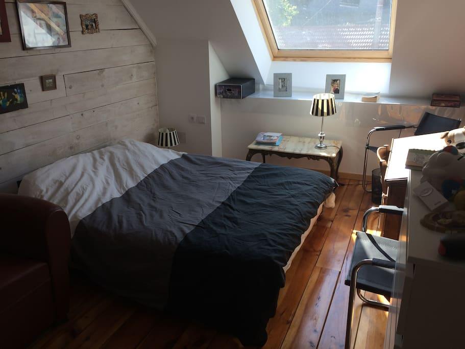 votre chambre de 16.m2