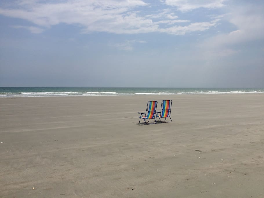 2 Chairs - Just Waiting for YOU!