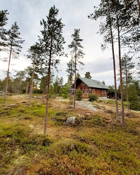 EdelWiss Cottage, Cabin in unspoiled nature!