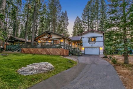 Grizzly Mountain Inn (private studio) - South Lake Tahoe - Bed & Breakfast