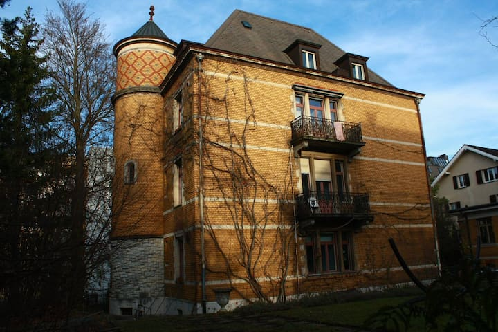 Penthouse, terrace+garden+easy accessible - Zurych - Apartament