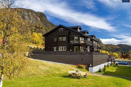 Nybyggd lägenhet i Hemsedal centrum - Hemsedal - Wohnung