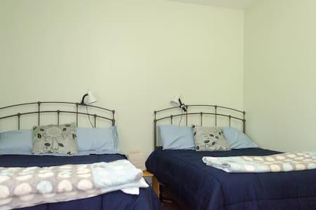 Mi casa es su otra casa, your home away from home. - Port Townsend
