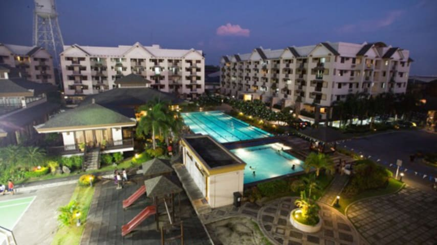 Resort-type Condo in Pasig City