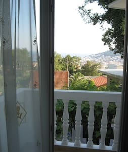 Studio apartment with amaizing view - Budva