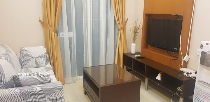 Thamrin Residence Apartment - Central Jakarta