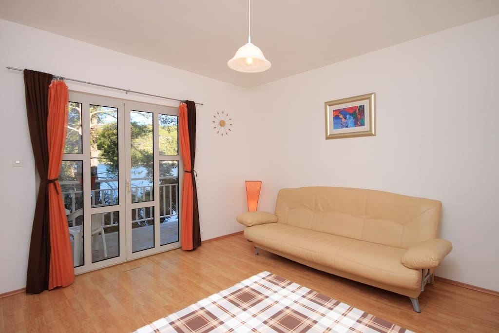 Dining room, Surface: 18 m²