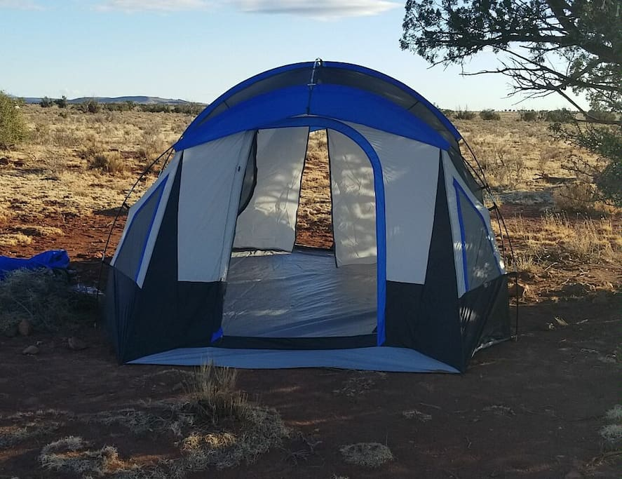 Our newest Tent #3