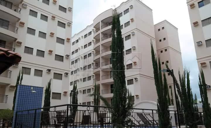 Apartamento 2 quartos em Olímpia no centro p/ 5
