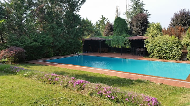 Your Villa with Private Swimming Pool & Hot Spa