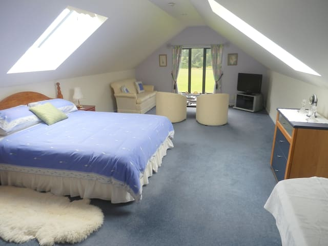 Awen Lodge B&B - Amberley - Bed & Breakfast