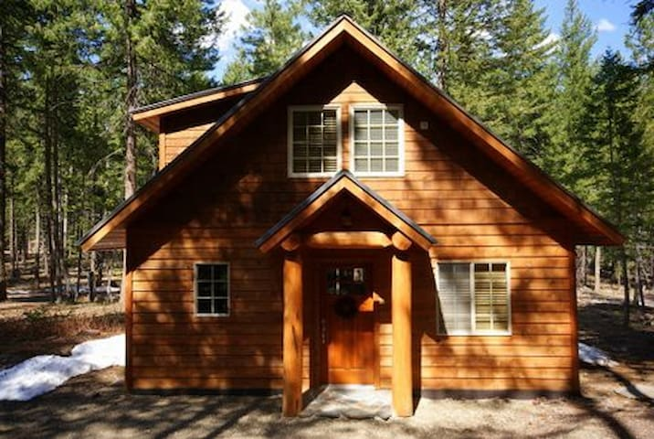 ★ Cozy Cabin in the Woods ★ near Mazama/Winthrop