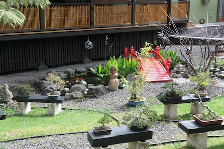 House of Bonsai Vacation Rental