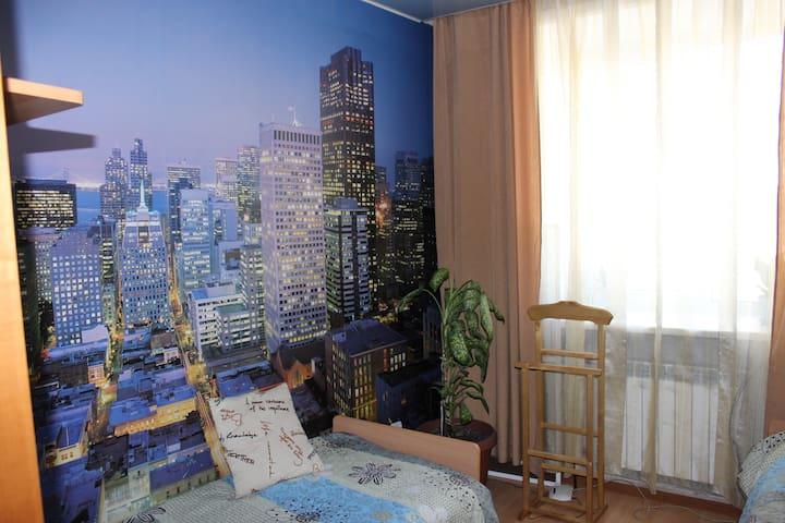 Спальня №2