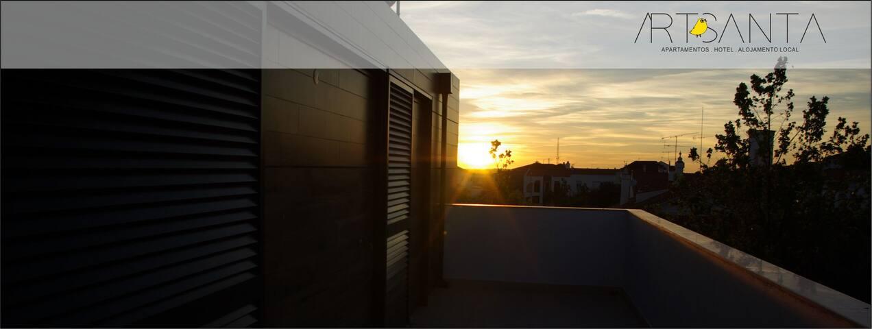 Artsanta Apartamentos - Castro Verde - Alentejo - Castro Verde - Huoneisto