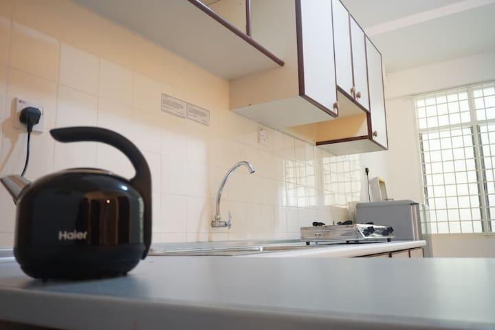 Cozy Place - Bayu Emas - Tanjung Bungah - Apartment