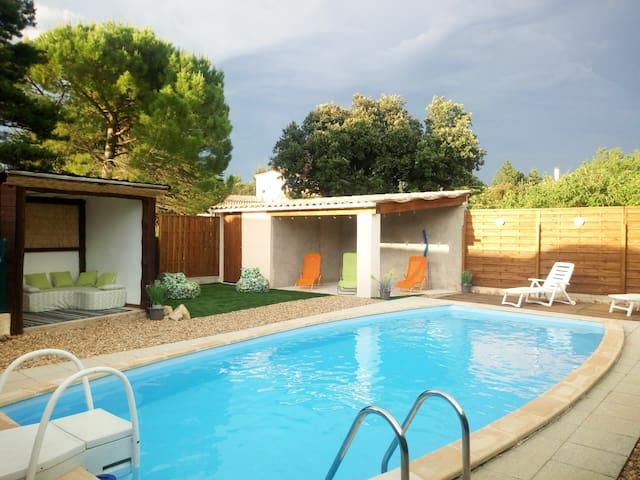 PROVENCE VENTOUX Villa 7 pers. Piscine privée